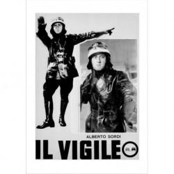 Alberto Sordi Art 07 Poster CINEMA ITALIANO cm 35x50 Papiarte stampa da falso d'autore