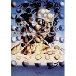 Poster Dali Art 04 cm 70x100 Papiarte stampa da falso d'autore