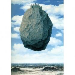 Poster Magritte Art 04 cm 50x70 Papiarte stampa da falso d'autore