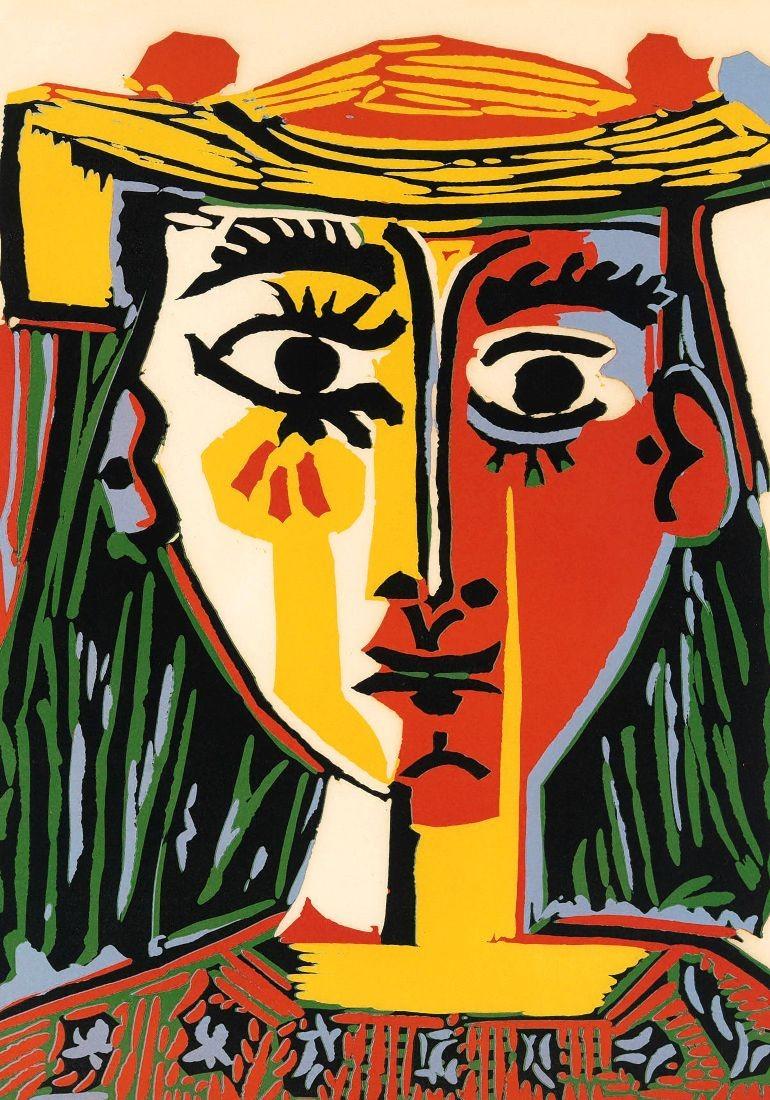 Rousseau cod 08 Poster 70x100 papi arte moderna naif stampa