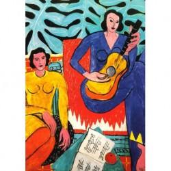 Poster Matisse Art 01 cm 50x70 Papiarte stampa da falso d'autore