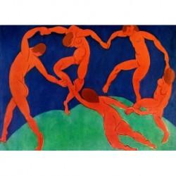 Poster Matisse Art 03 cm 50x70 Papiarte stampa da falso d'autore