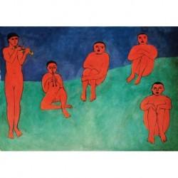 Poster Matisse Art 04 cm 70x100 Papiarte stampa da falso d'autore