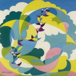 Tela Balla Art 03 cm 70x100 Papiarte Stampa su tela Canvas da falso d'autore