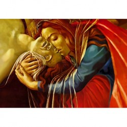 Tela Classici Art 02 cm 70x100 Papiarte Stampa su tela Canvas da falso d'autore