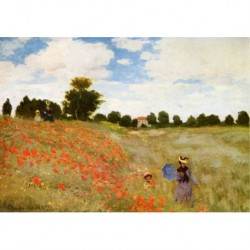 Tela Monet Art 05 cm 50x70 Papiarte Stampa su tela Canvas da falso d'autore