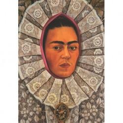 Poster Frida Art 12 cm 50x70 Papiarte stampa da falso d'autore