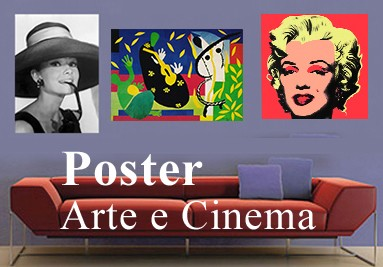 Poster Arte e Cinema
